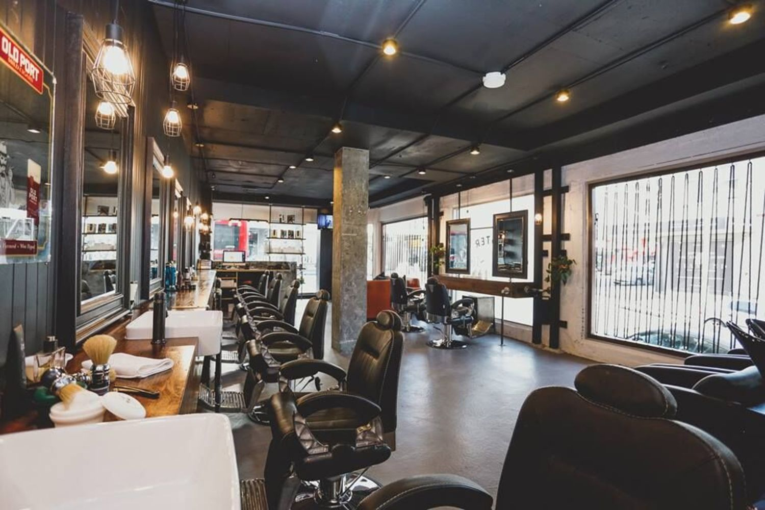 fashion best barber shops in sydney