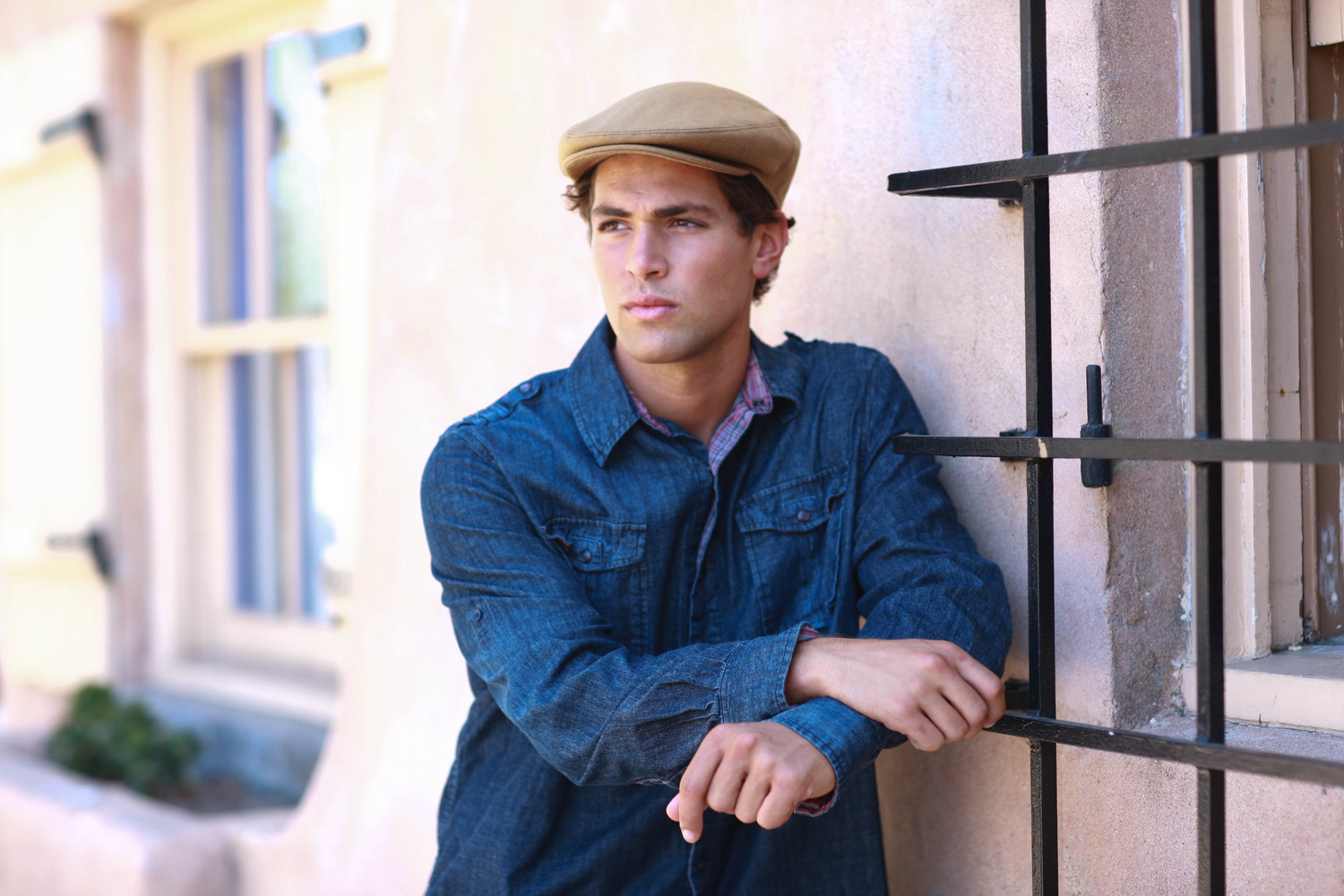 mens fashion blogger | getting ahead in hat style